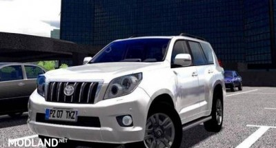 Toyota Land Cruiser Prado 150 [1.5.9], 1 photo